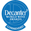 Decanter - Commended