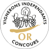 Vignerons Independants de France - Gold Medal